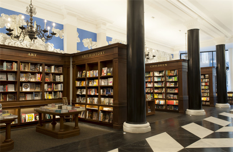 Rizzoli Bookstore New York